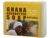 Tree of life Ghanasia Butter Soap Natural 85g