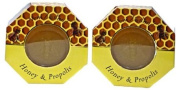 Manuka Honey and Propolis Soap - Set of Two