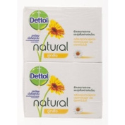 Dettol Bar Soap Natural Soothing 70g.