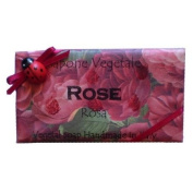 Alchimia Rose Ladybug Handmade Soap Bar From Italy