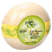 Pure & Basic Natural Bar Soap, Wild Banana & Vanilla, 190mls