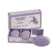 Caswell-Massey Caswell-massey Floral Soap Lilac 3 Cakes