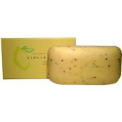 Asquith & Somerset Ginger & Lime Exfoliating Soap