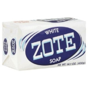 Zote, Soap Laundry White, 440ml
