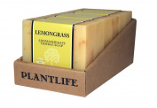 Value 6 Pack- Lemongrass 100% Pure & Natural Aromatherapy Herbal Soap- 120ml each