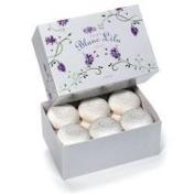 Blanc Lila Petite Blanc Lila Gift Box 12s 50 g ea bar