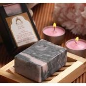 Asian Premium Pink Mud Face Wash Facial Soap Bar (From France) - Pacify Mineral Soap Bar