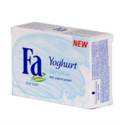 Fa Yoghurt Sensitive Cream Bar Soap [European Import] - 8 Bars