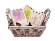Castle Baths - 3 Handmade Soaps Gift Set