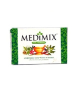 Medimix Ayurvedic Herbal Soap with 18 Herbs 125g Unit