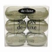 de-luxe SaVON Bar Soap Set