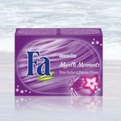 Fa Mystic Moments Shea Butter & Passion Flower [European Import] - 8 Bars