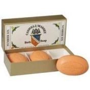 Caswell-Massey Number Six Bath Soap (Box of Three) 170mlea bar
