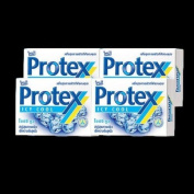 Protex ICY Cool Family Antibacterial Antiseptic Hygienic Refreshing Soap (4x80 G.) Made in Thailand