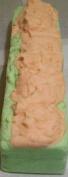 Petunia Farms - Caribbean Cantaloupe - Handmade 1.81kg Soap Loaf Caribbean Cantaloupe