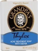 Grandpa's Thylox Acne Treatment Soap with Sulphur -- 100ml