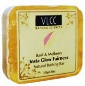 VLCC Insta Glow Fairness Basil and Mulberry 125g