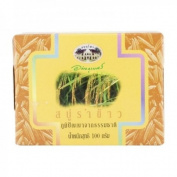 Rice Bran Soap Product of Thailand