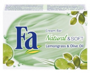 Nivea Lemongrass & Oil Soap - 8 Bars