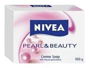 Nivea Pearl & Beauty - Pearl Extract Soap - 8 Bars