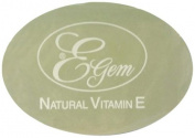 Carlson Labs E-Gem Natural Vitamin E Skin Care Bar Soap, 10-Bar Package