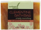 Northwest Naturals Clementine Bath Bar, Citrus and Patchouli Blend, Orange, 950ml