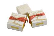 Olivina Bath Soap Trio Value Set, Meyer Lemon