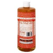 Dr. Bronner's Magic Soaps Pure-Castile Soap, 18-in-1 Hemp Tea Tree, 950ml Bottles
