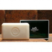 Three (3) New Luxury Hermes Soaps Eau d'Orange Verte Gift Soap From Hermes Paris 100ml / 100g Beautifully Boxed Perfumed Soap / Savon Perfume. Total of 310ml