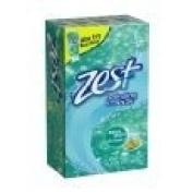 Zest Aqua Bar Soap, 8-count Packages