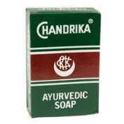 Chandrika Bar Soap 75 Gms