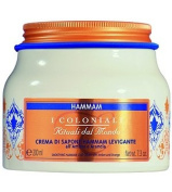 I Coloniali Smoothing Hammam Soap Cream with Amber and Orange 220ml soap
