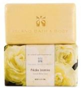 Hawaiian Value Pack Island Bath & Body French Milled Soap Pikake Jasmine Fragrance 6 Bars