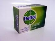 Dettol Bar Soap 100ml/100g [European Import] - 8 Bars