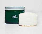 Four (4) Luxury Hermes d'Orange Verte Gift Soaps From Hermes Paris 100ml / 100g Perfumed Soaps / Savons Parfume