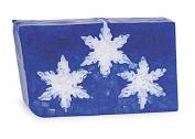 Primal Elements Soap Loaf, Snowflakes, 2.27kg Cellophane