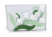 Primal Elements Soap Loaf, Lily Of The Valley, 2.27kg Cellophane