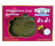 6x Mangosteen Soap 100g.