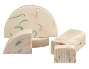 Shea Butter Vanilla Bulk Soap Loaf- (80 oz = 2.27kg) Brand
