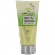 Healing Garden Bamboo Body Scrub, Vitalizing Green Tea 5.6 fl oz