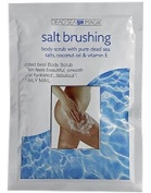 Dead Sea Spa Magik Salt Brushing Sachet 50g/50ml