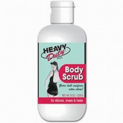 Retro Pin up Girl Body Scrub By Heavy Duty