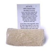Ayate Fibre Body Scrubber Cloth