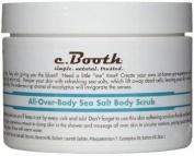 C. Booth Sea Salt Body Scrub, All-Over-Body 240ml