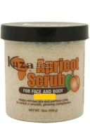 Kuza Apricot Scrub for Face and Body 440ml