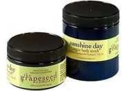 Body Scrub - Sunshine Day Sugar Scrub By the Grapeseed Co