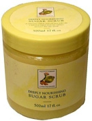 Asquith & Somerset Citrus & Ginger Exfoliating Sugar Scrub 500ml