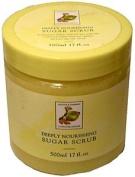 Asquith & Somerset Citrus & Ginger Exfoliating Sugar Scrub 500ml