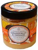 Asquith & Somerset Tropical Fruits Grapefruit & Orange Exfoliating Sugar Scrub 500ml