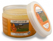 Bath Petals - Sicilian Blood Orange Salt Scrub, 590ml U.S./ 567 g e
